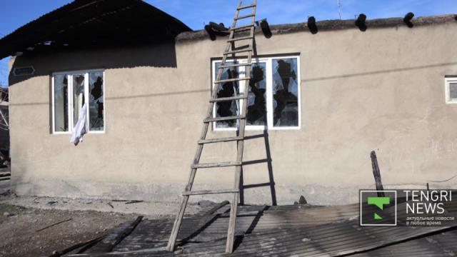 Несколько поселков опустели после беспорядков в Кордайском районе