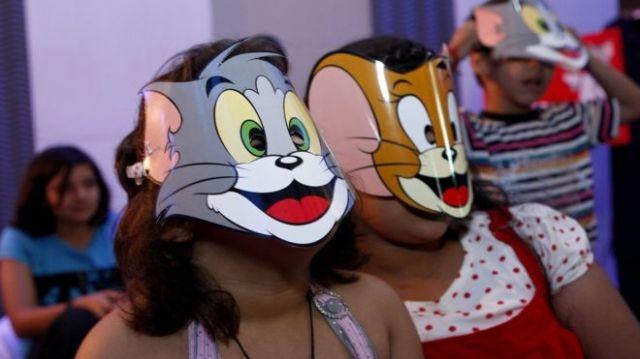 Том и Джерри: 80 лет игры в кошки-мышки