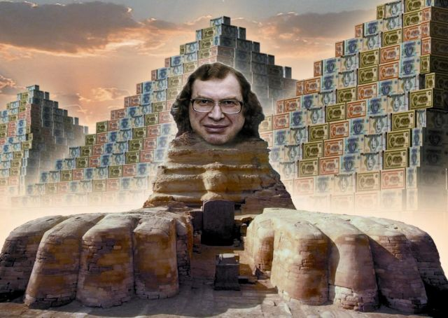 «Золотая пирамида» в Актобе, или как два россиянина  обманули актюбинцев на миллиарды тенге