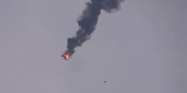 Боевики сбили Ми-17 в Сирии