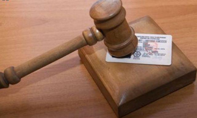 Актюбинца пожизненно лишили водительских прав