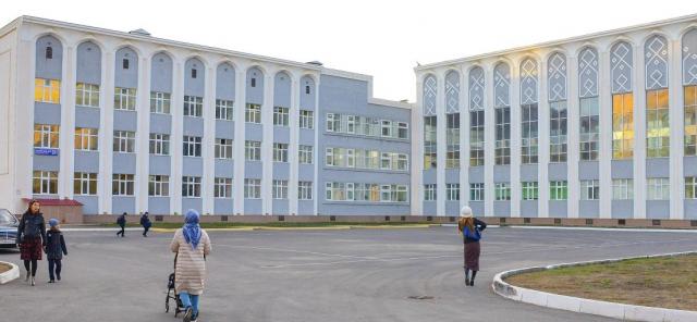 В честь арабского шейха назвали школу в Нур-Султане