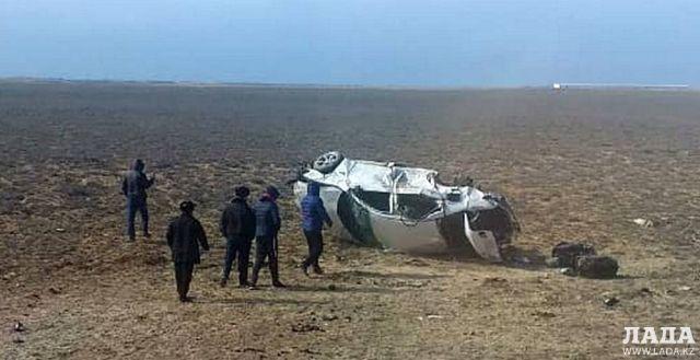Подросток погиб в ДТП на дороге в аэропорт Актау