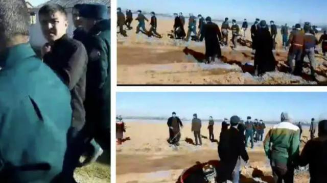 На чиновников пошли с топорами в Узбекистане