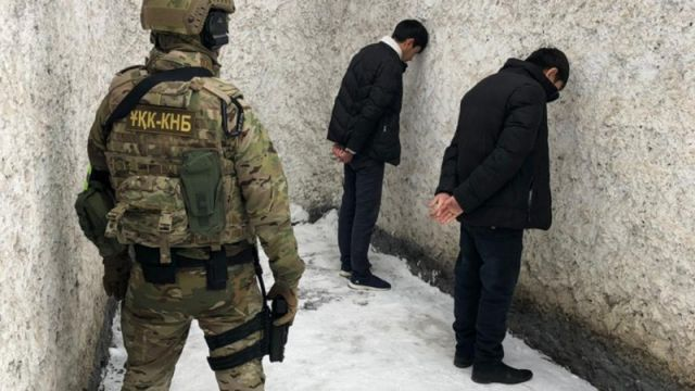 КНБ: На территории Казахстана готовили теракт, в том числе - в местах массового скопления людей