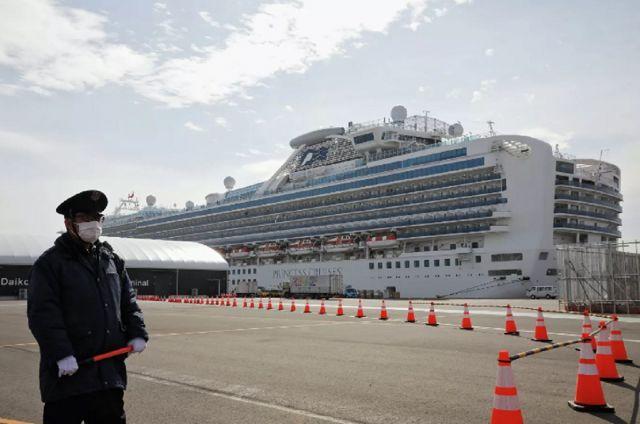 МИД сделало заявление о гражданах Казахстана, находящихся на борту японского судна