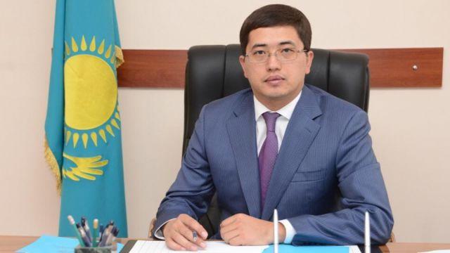 Назначен новый заместитель Бердибека Сапарбаева
