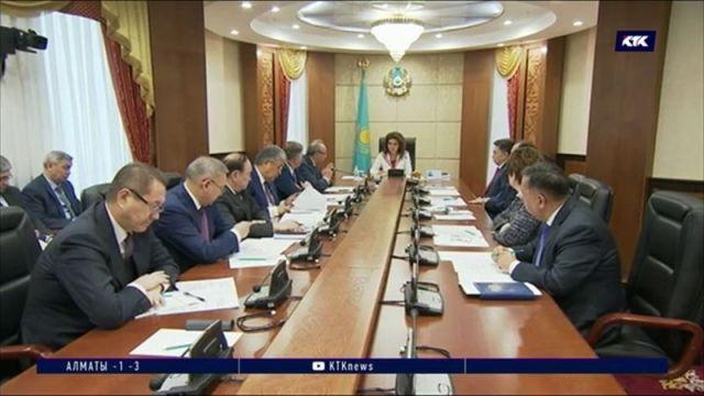 Дарига Назарбаева призвала задуматься о продовольственной безопасности Казахстана