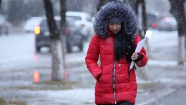 О погоде в Казахстане на ближайшие три дня рассказали синоптики