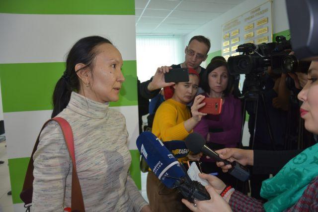 Суд оправдал чиновницу. Жанаргуль Дуйсекенова вернулась на работу