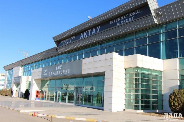 Российский холдинг желает выкупить у турецких инвесторов аэропорт Актау