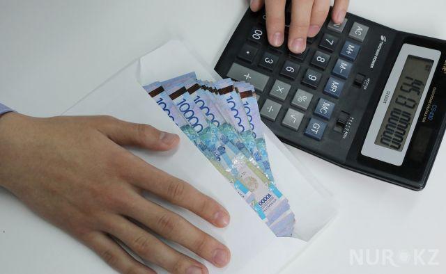 Зарплатное неравенство. Половина казахстанцев зарабатывает менее 112 тысяч тенге в месяц