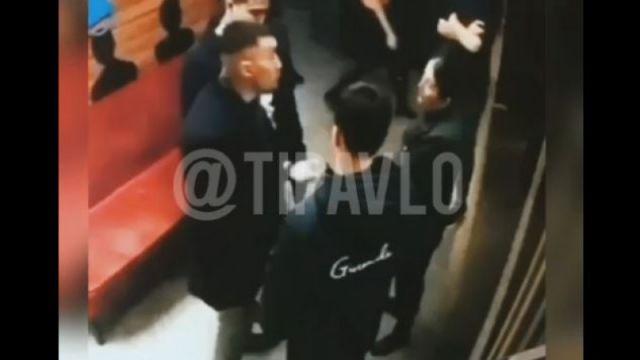Охранник бара вырубил посетителя в Павлодаре. Видео привлекло внимание полиции