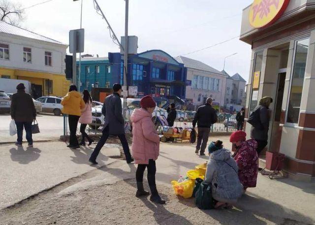 Акимат потребовал снять все ограничения на рынках  и в магазинах Актобе