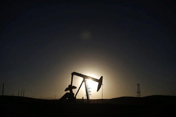 Нефть упала ниже психологической отметки