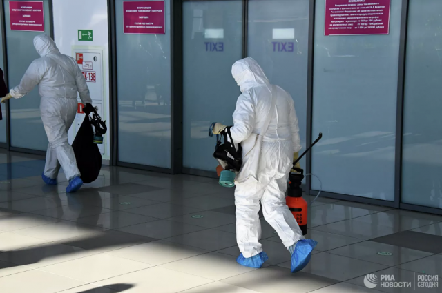 Эколог рассказал, как лучше всего очистить офис от вирусов