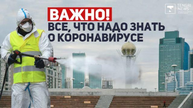 Коронавирус в Казахстане. Все, что важно знать о вирусе