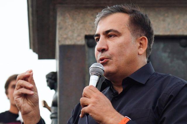Саакашвили сравнил готовность России и Украины к мировому кризису