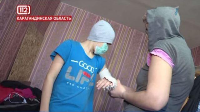 Жертву школьного буллинга покалечили в Карагандинской области