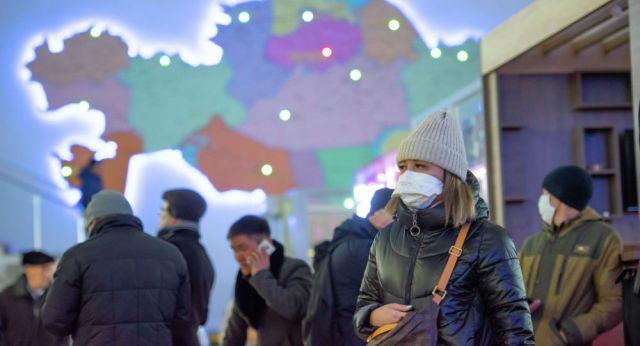 У спекулянтов, задравших цены в Алматы, изъяли партию масок на $200 тысяч