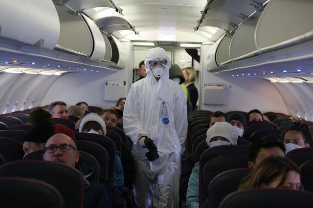 Пассажир рейса «Москва – Актобе»: У нас этот вирус просачивается как сквозь решето