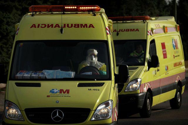 В Испании число жертв коронавируса превысило четыре тысячи человек