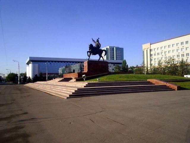 Актюбинскую область закрывают  с  31 марта