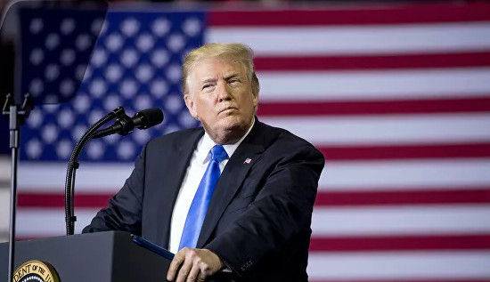 Трамп пригрозил высокими пошлинами на нефть
