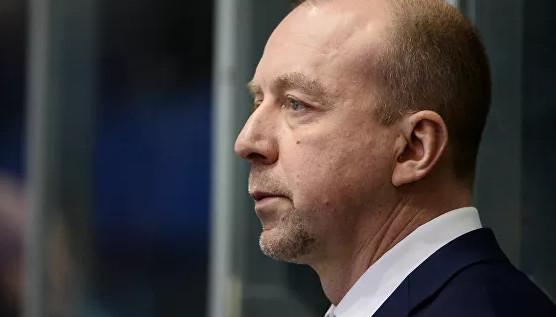 "Скабелка покинет пост главного тренера ""Барыса"""