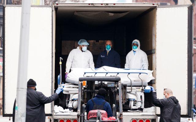 В США от коронавируса может умереть до 2,2 миллиона человек