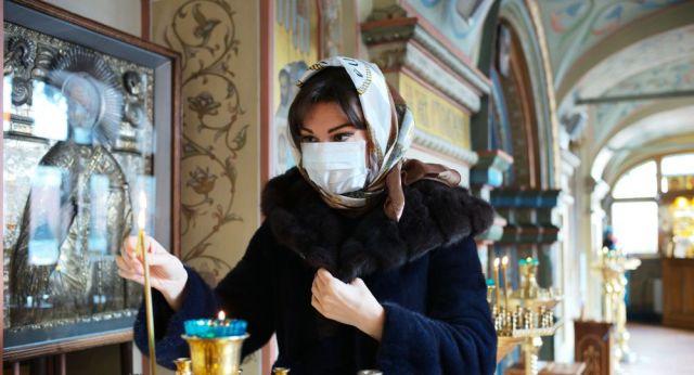 Православная церковь дала рекомендации по проведению похорон в условиях пандемии