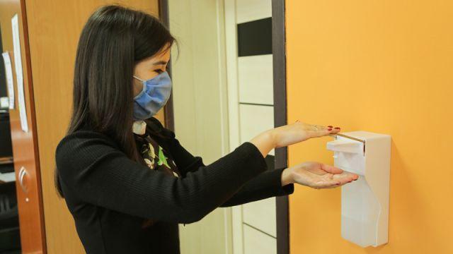 Резкое снижение заболеваемости коронавирусом прогнозирует главный врач Алматы