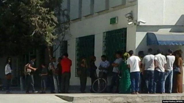 В Туркменистане запретили снятие наличных в иностранной валюте
