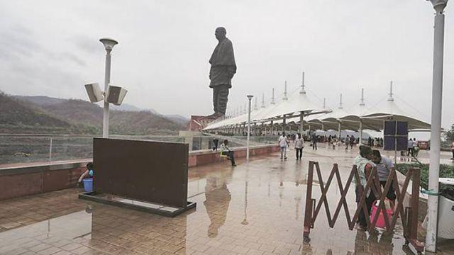 В Индии через интернет пытались продать самую высокую статую мира