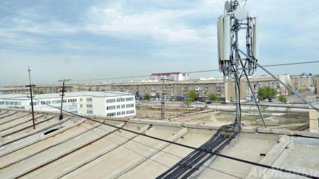 Из-за радиофобии у жильцов с домов убирают станции сотовой связи