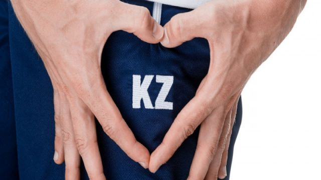 Сотрудники НОК Казахстана поддержали челлендж #BeActive