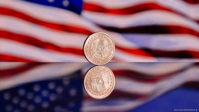 Назван официальный курс доллара на 9 апреля
