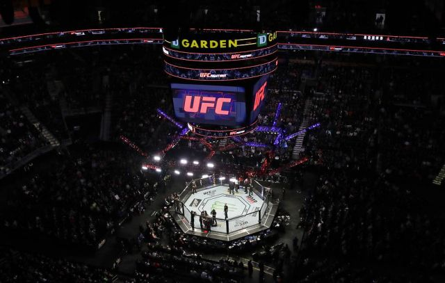 Турнир UFC 249 отменен из-за коронавируса