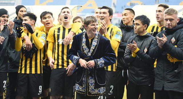 """Буду рад вернуться в Казахстан – Андрей Аршавин о карьере в """"Кайрате"""""""
