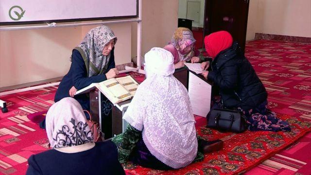 Традиция покрытия головы в культуре и религиях Казахстана