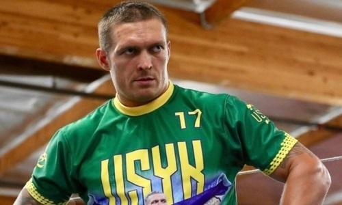 «Я тебе обещаю». Боец украинской армии предложил Усику бой по «законам улицы»