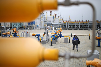 Цены на газ в России оказались выше европейских
