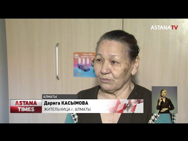 Пенсионерка с внуками живет в подземном паркинге: история получила продолжение