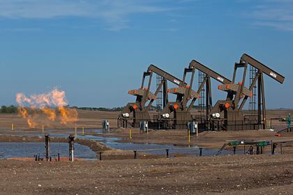 США оказались на пороге рекордного обрушения добычи нефти