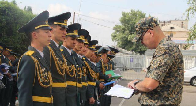 Хочу быть офицером Нацгвардии: как поступить в Военный институт