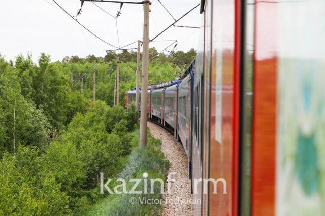 Запуск поездов в РК: направления и санитарные требования