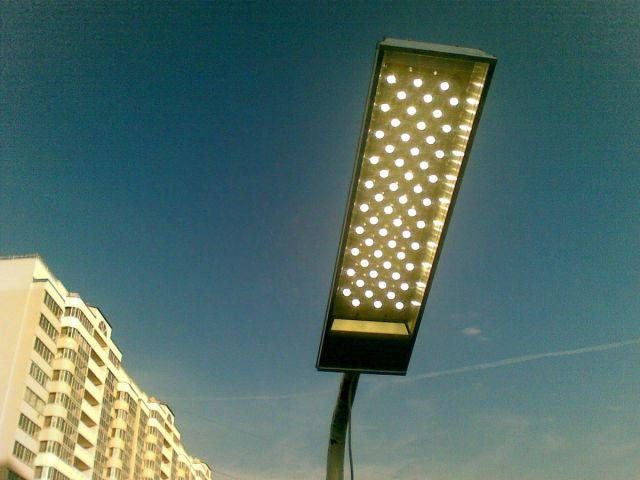 «Да будет свет». В Актобе установят 9 тысяч «экономных» фонарей