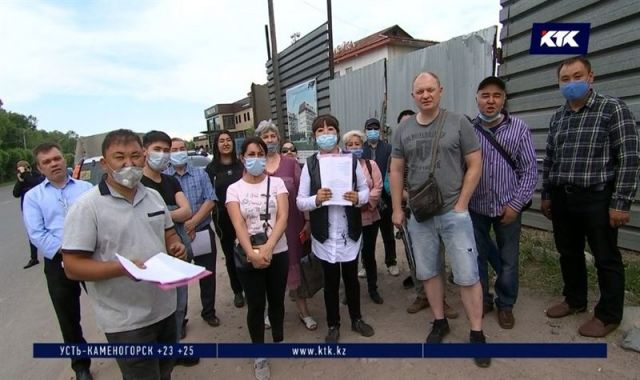 20 дольщиков в Алматы считают, что их обманули
