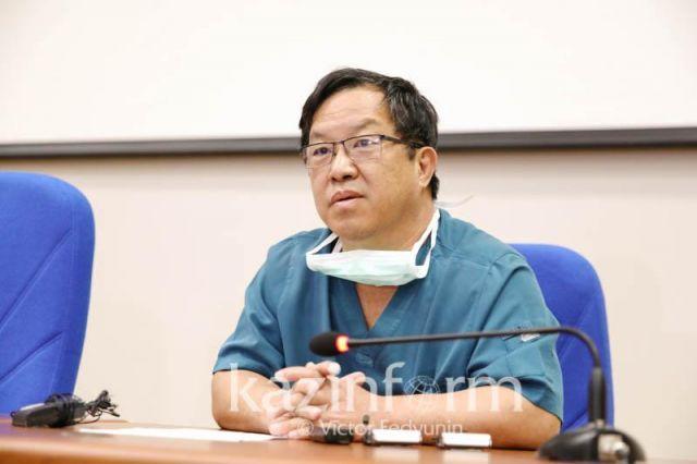 Органы умершего казахстанца спасли жизнь сразу пятерым пациентам