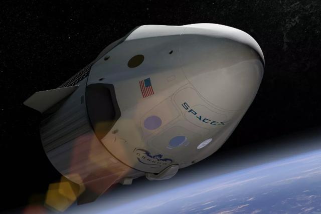 В США перенесли запуск первого пилотируемого корабля Илона Маска